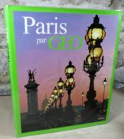 Paris par géo. - Couverture - Format classique