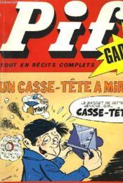 Pif Gadget N°196 - Couverture - Format classique