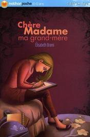 Chère Madame ma grand-mère - Intérieur - Format classique