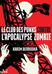 Le club des punks contre l'apocalypse zombie - Couverture - Format classique