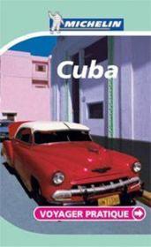 Voyager Pratique ; Cuba - Couverture - Format classique