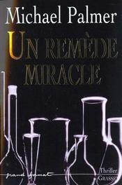 Un remede miracle - Intérieur - Format classique