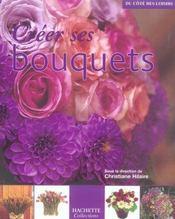 Creer Ses Bouquets - Intérieur - Format classique