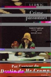Crime passionnel - Couverture - Format classique