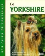 Yorkshire - Couverture - Format classique