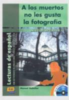 A Los Muertos No Les Gusta La Fotografia Cd - Couverture - Format classique
