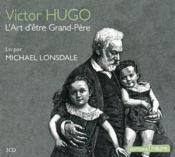 Art d'être grand-père (l') - Couverture - Format classique