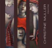 Christine Muller, peintre - Couverture - Format classique