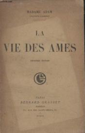 La Vie Des Ames. - Couverture - Format classique