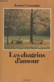 Les Chagrins Damour. - Couverture - Format classique