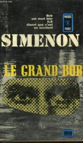 Le Grand Bob - Couverture - Format classique