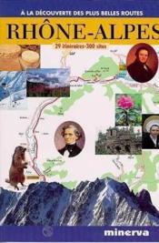 Rhone Alpes - Couverture - Format classique
