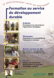 Formation au service du developpement durable (dvd) - Couverture - Format classique