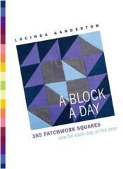 A block a day - Couverture - Format classique