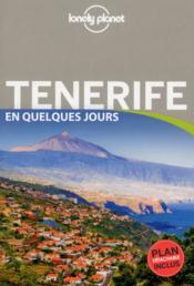 Tenerife en quelques jours (édition 2016) - Couverture - Format classique