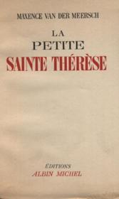 La petite Sainte Thérèse. - Couverture - Format classique