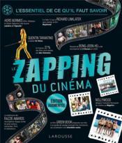 Le zapping du cinéma - Couverture - Format classique