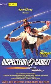 Inspecteur gadget - Intérieur - Format classique