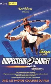 Inspecteur gadget - Couverture - Format classique