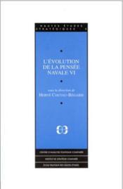 L'evolution de la pensee navale vi - Couverture - Format classique