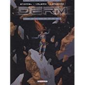 Derm T.1 ; Ali Tatoo - Couverture - Format classique
