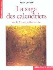 La Saga Des Calendriers - Intérieur - Format classique