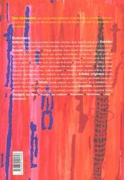 Revue L'Autre N.4 ; Adolescences ; Perspectives D'Ici Et D'Ailleurs - 4ème de couverture - Format classique