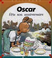 Oscar fête son anniversaire - Intérieur - Format classique