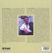 Theberge - 4ème de couverture - Format classique