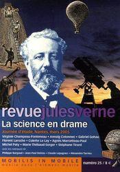 Revue Jules Verne N.25 ; La Science En Drame - Intérieur - Format classique