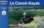 Canoe kayak (le) - Couverture - Format classique