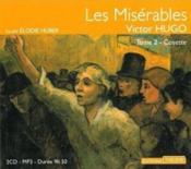 Les misérables t.2 ; Cosette - Couverture - Format classique