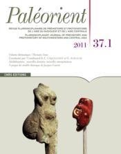 Paleorient 37.1 - Couverture - Format classique