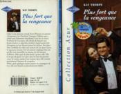 Plus Fort Que La Vengeance - All Male - Couverture - Format classique