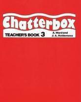 Chatterbox 3: teacher's book - Couverture - Format classique