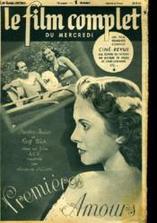 Le Film Complet Du Mercredi N° 2527 - Premieres Amours - Couverture - Format classique