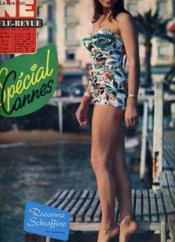 Cine Revue Tele-Revue - Numero Special Cannes - 43e Annee - N° 19 - Peau De Banane - Couverture - Format classique