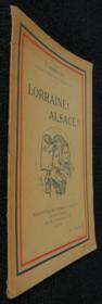 Lorraine! Alsace! - Couverture - Format classique