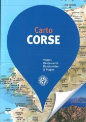 Corse (édition 2018) - Couverture - Format classique
