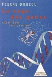 La saga des genes racontee aux jeunes - Couverture - Format classique