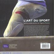 L'art du sport - 4ème de couverture - Format classique