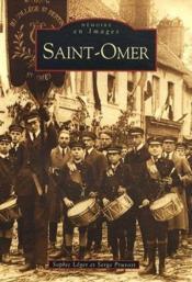 Saint-Omer - Couverture - Format classique