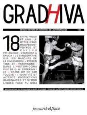 Revue Gradhiva N.18 - Couverture - Format classique
