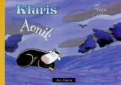 Klaris Aonik - Couverture - Format classique