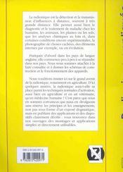 Radionique appliquée ; études principes modèles - 4ème de couverture - Format classique