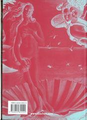 La peinture du xve siecle - 4ème de couverture - Format classique