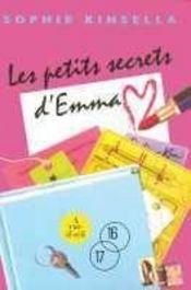 Les petits secrets d'Emma - Couverture - Format classique