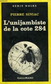 Collection : Serie Noire N° 1773 L'Unijambiste De La Cote 284 - Couverture - Format classique