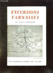 Excursions Tarnaises. - Couverture - Format classique