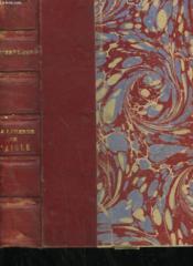 La Legende De L'Aigle. - Couverture - Format classique